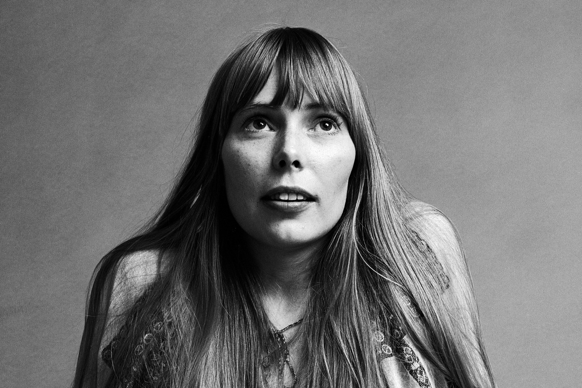 Joni Mitchell, Songwriter. Environment.