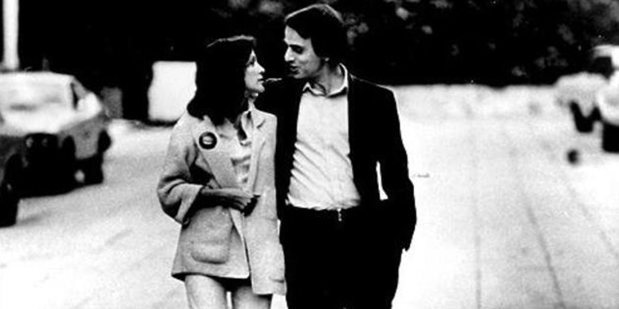 Ann Druyan, writer. Carl Sagan and the afterlife.