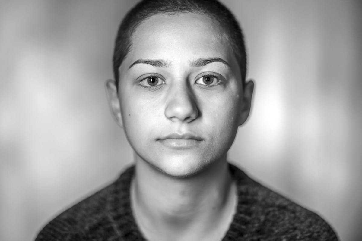 Emma Gonzalez, Activist - Gun control rally days after shooting at Marjory Stoneman Douglas High SchoolFebruary 17, 2018