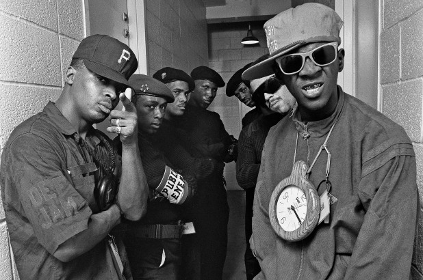 Public Enemy, Musicians and Activists. Civil Rights.