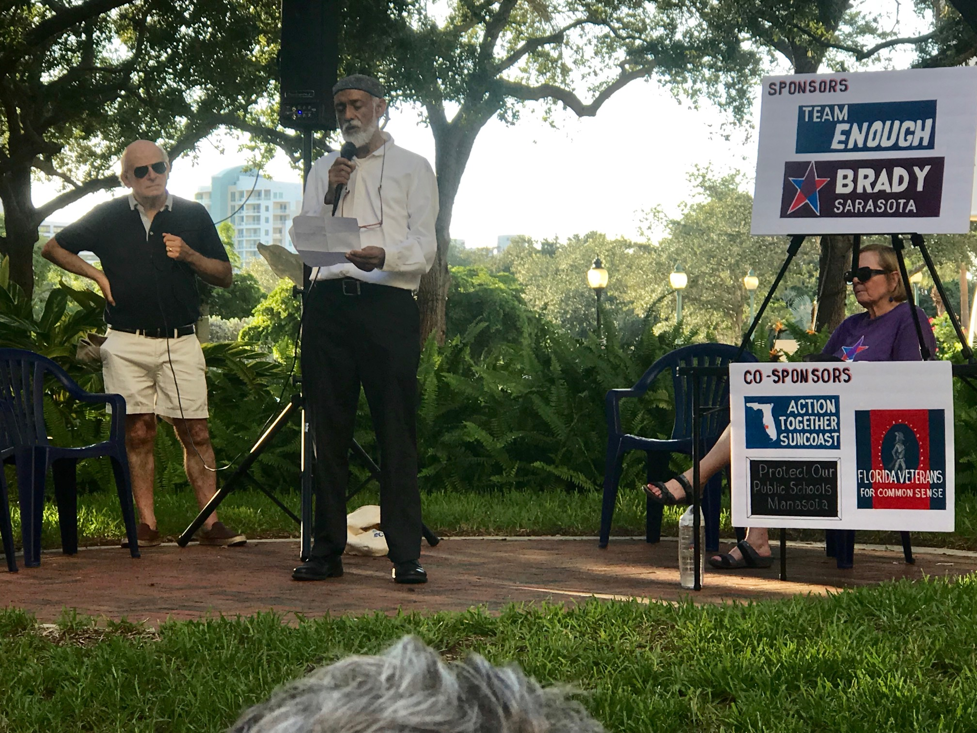 speaker at gun protest rally.jpg