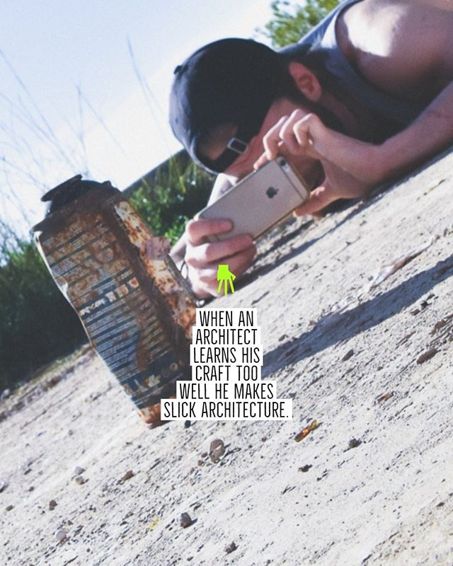 WHEN AN ARCHITECT LEARNS HER CRAFT TOO WELL, SHE MAKES SLICK ARCHITECTURE • • • • • #face #architect #modern #designer #ibiza #student #studentlife #architecturestudent #architectural #instadesign #university #selfietime #architecturelovers #architecturedesign #superarchitects #studymotivation #formentera #islasbaleares #creative #designers #instaselfie #portraitmood #portrait_shots #discoverportrait #oxarch #zonefive #thisisazone5project