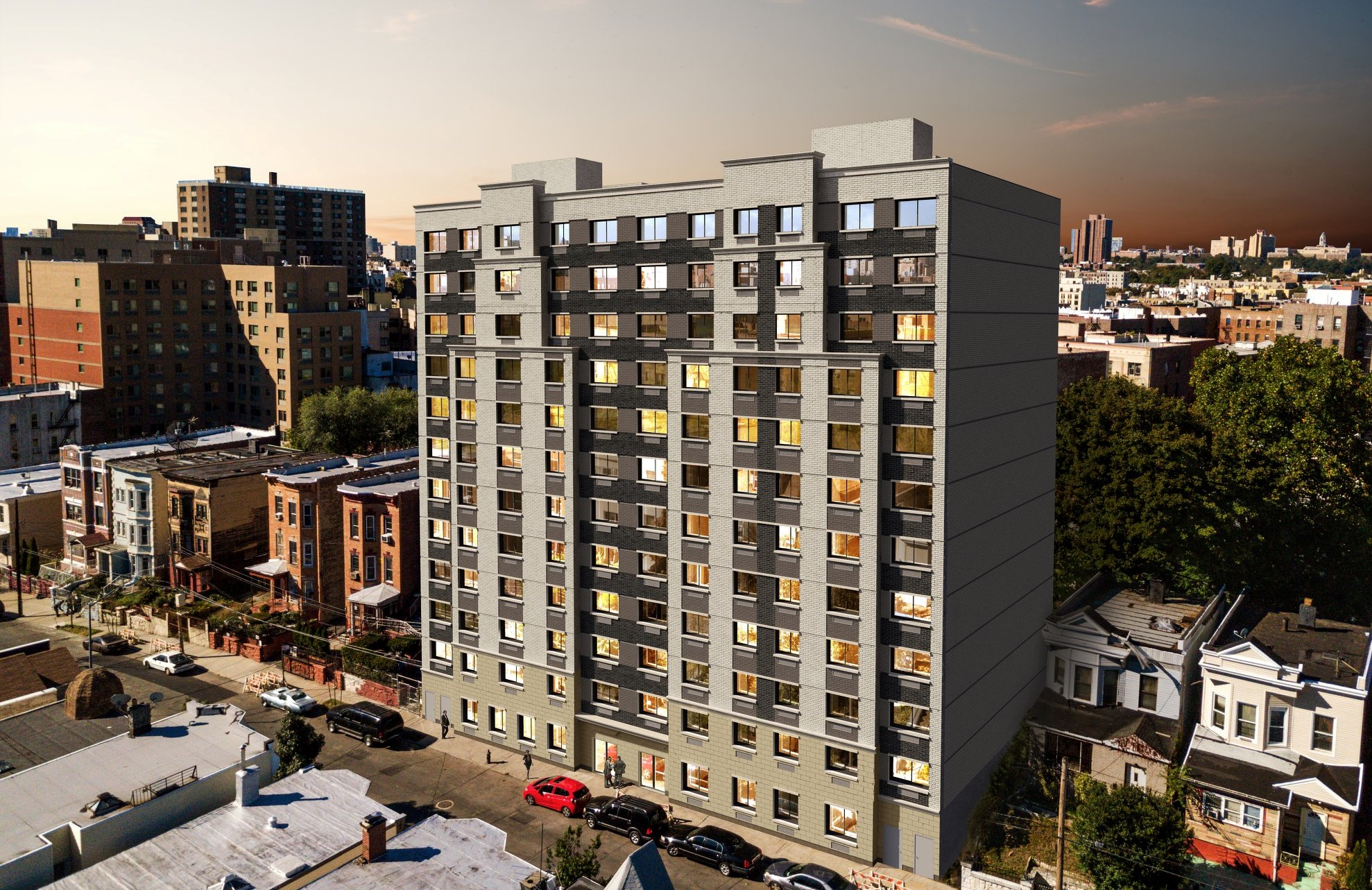 Propco Holdings Selects UA Builders Group Residential Development in The Bronx - NEW YORK CITY — Propco Holdings has selected UA Builders Group for the ground-up development of a residential property located at 2061-2065 Ryer Ave. in the West Bronx.The 12-storybuiding will feature 120,000 square feet of residential space. Badaly & Badaly Architects is serving as architect for the project.