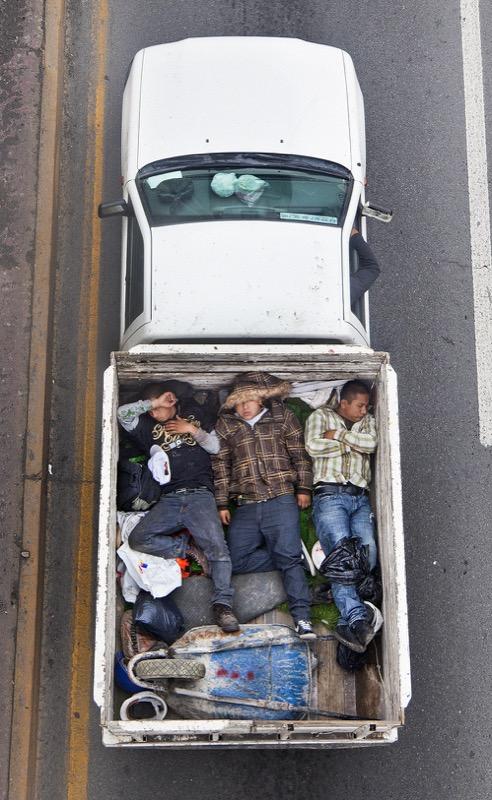 Carpoolers #4, 2011–2012