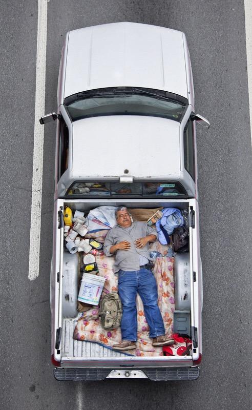 Carpoolers #55, 2011–2012