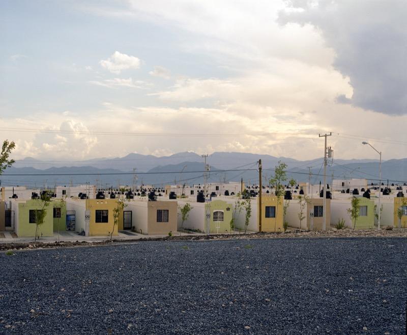 Fragmented Cities, Juarex #2, 2008