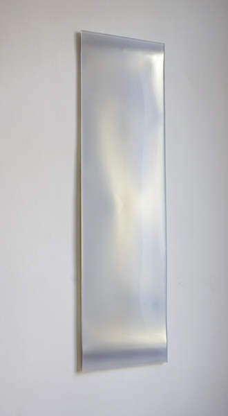 50 by 13.5 (interference blue), 2009