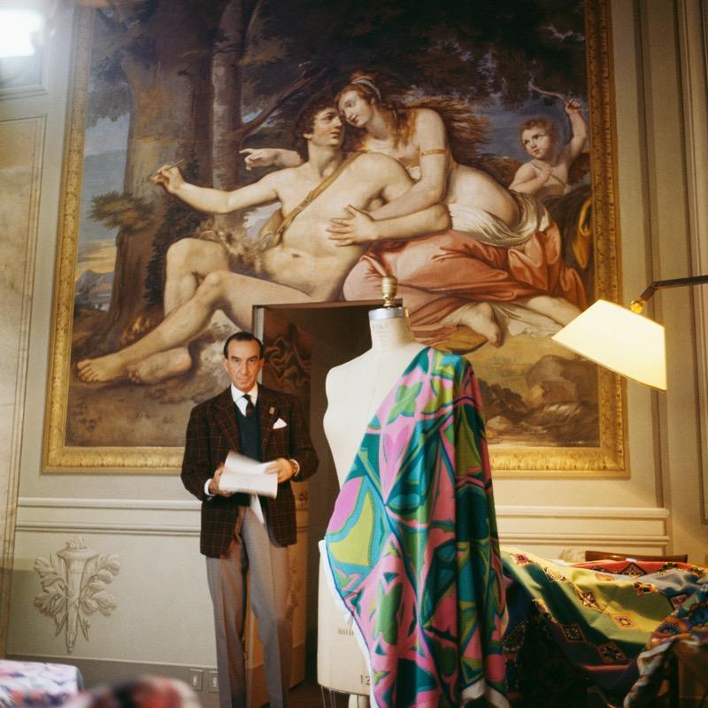 Emilio Pucci, 1964