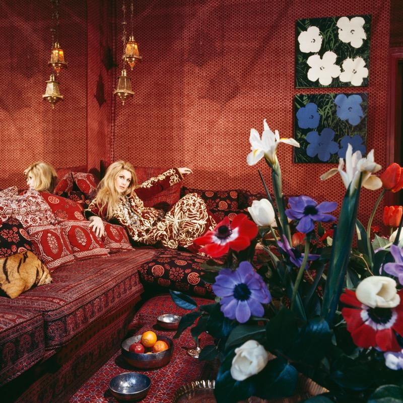 Jane Holzer, 1969
