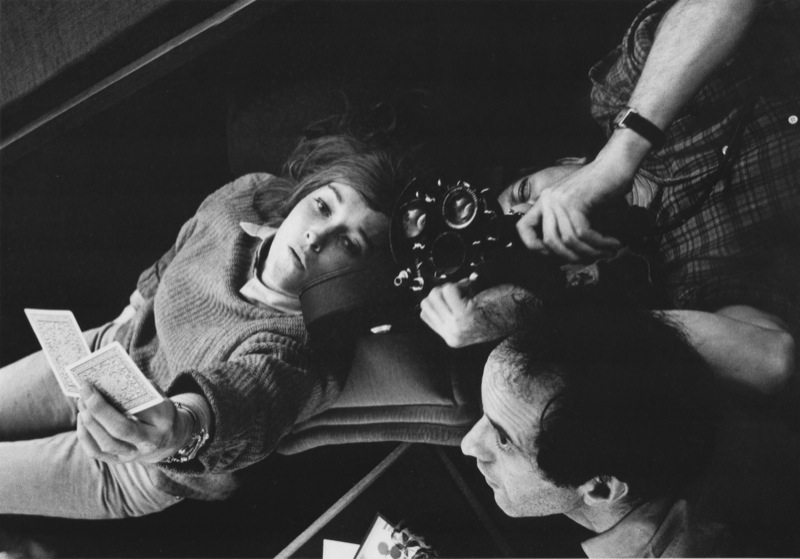 O.K. End Here, Robert Frank Directing, c. 1970