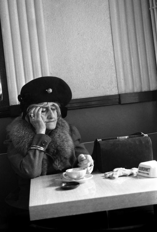 La Dame aux Bijoux, 1955