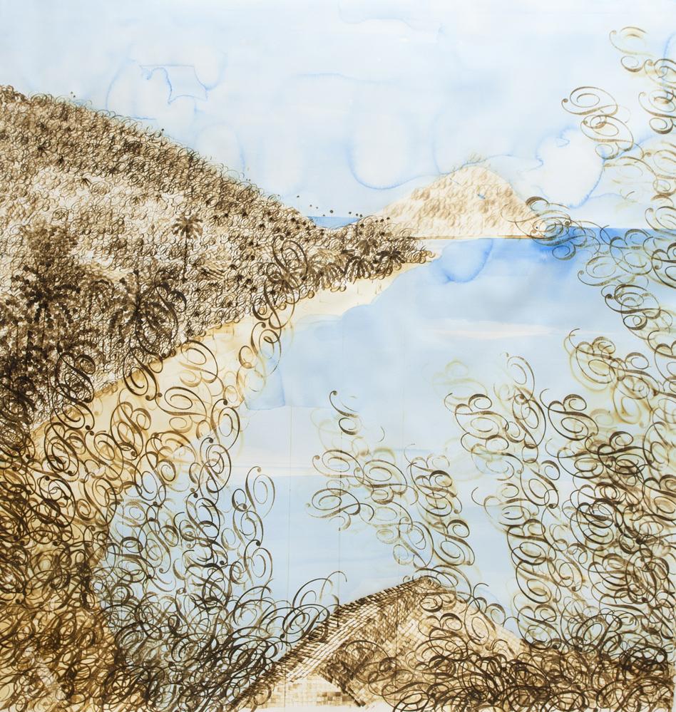Stacy Lynn Waddell,  Untitled (Island I) , 2012