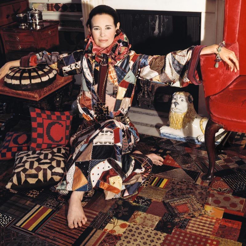 Horst P. Horst,  Gloria Vanderbilt,  1970