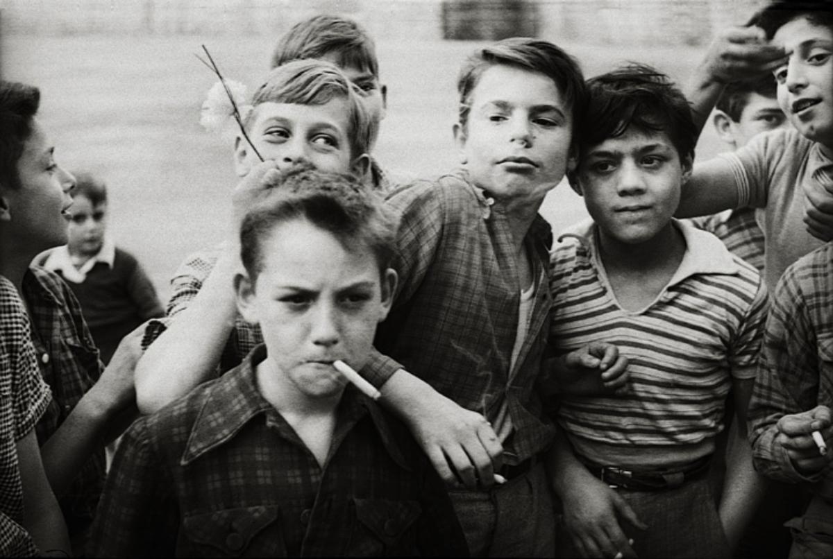 Ken Van Sickle,  Les Garçons,  1955
