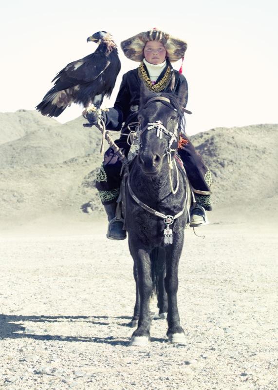 Eagle Hunter #13, 2015
