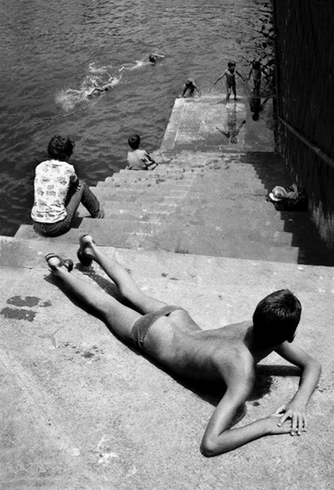 Swim Stairs, n.d.