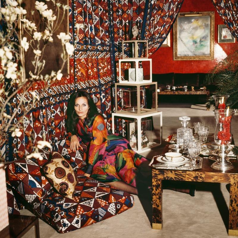 Diane von Fürstenberg, 1972