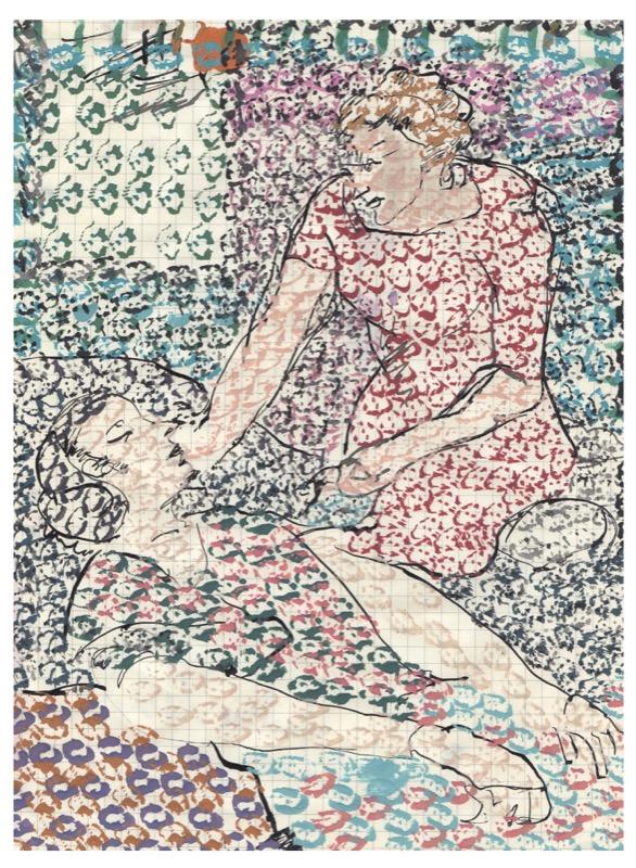 Jackie Gendel (B. 1973, American)