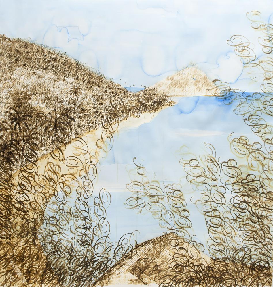 Untitled (Island I), 2012