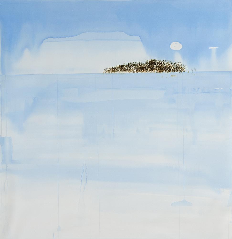 Untitled (Island IV), 2012