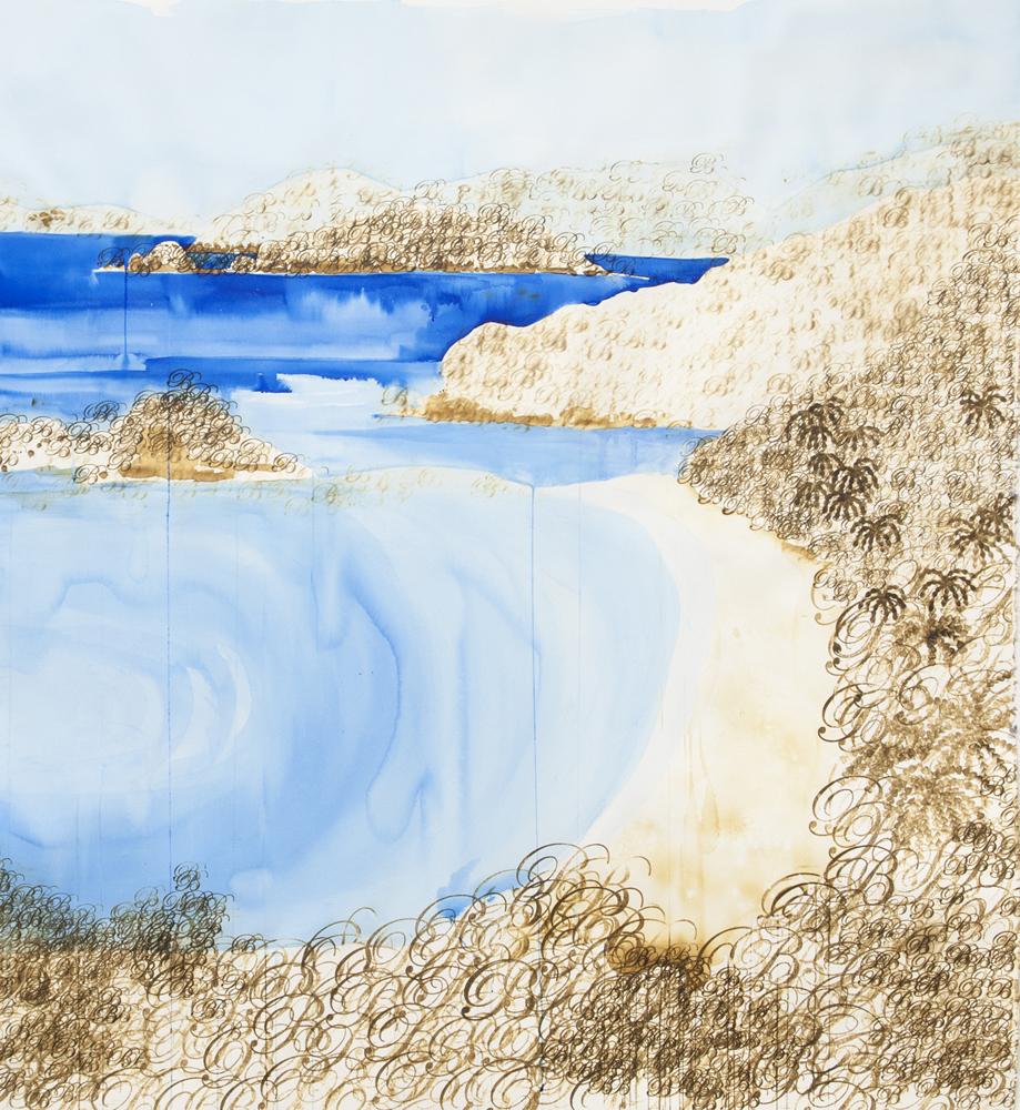 Untitled (Island V), 2012
