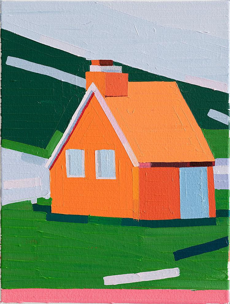 Orange House, 2019