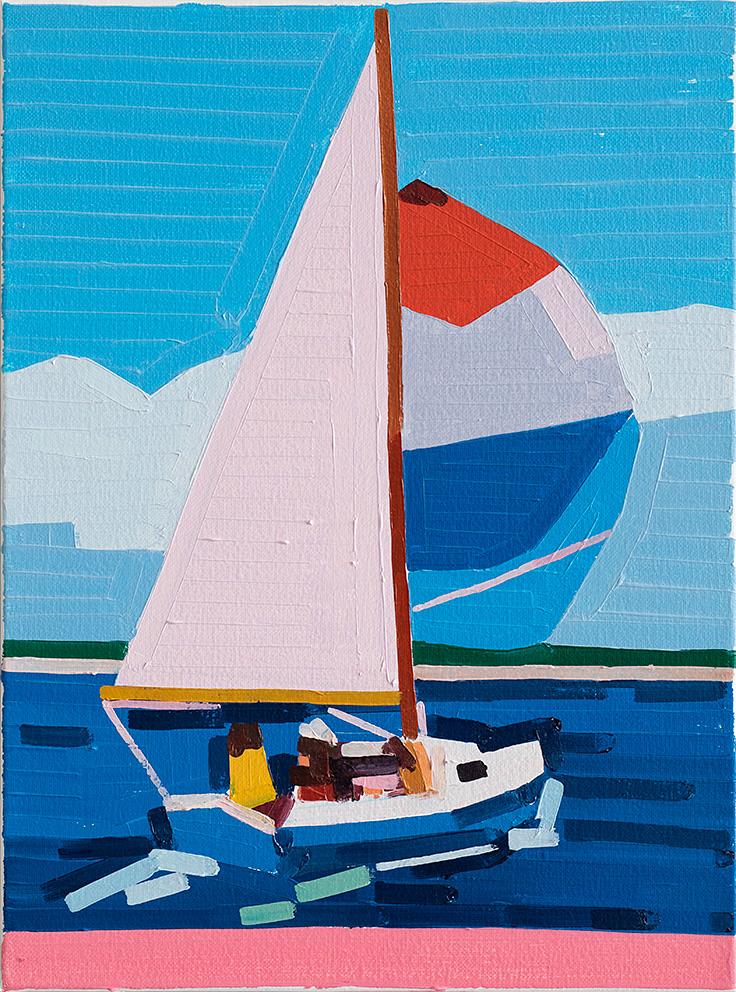 Sailing East, 2019