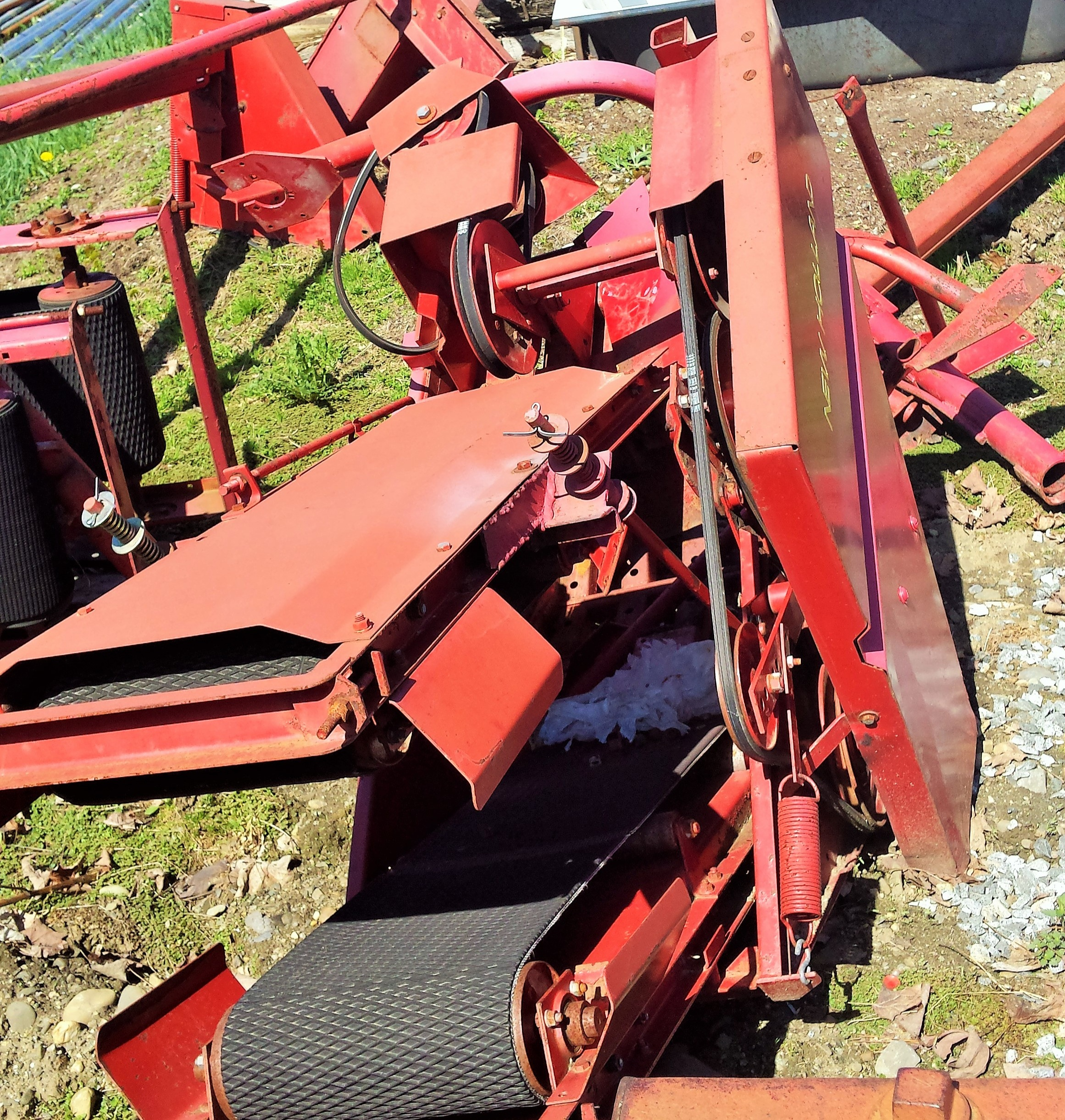 New Holland 70 Bale Thrower. - $1,200