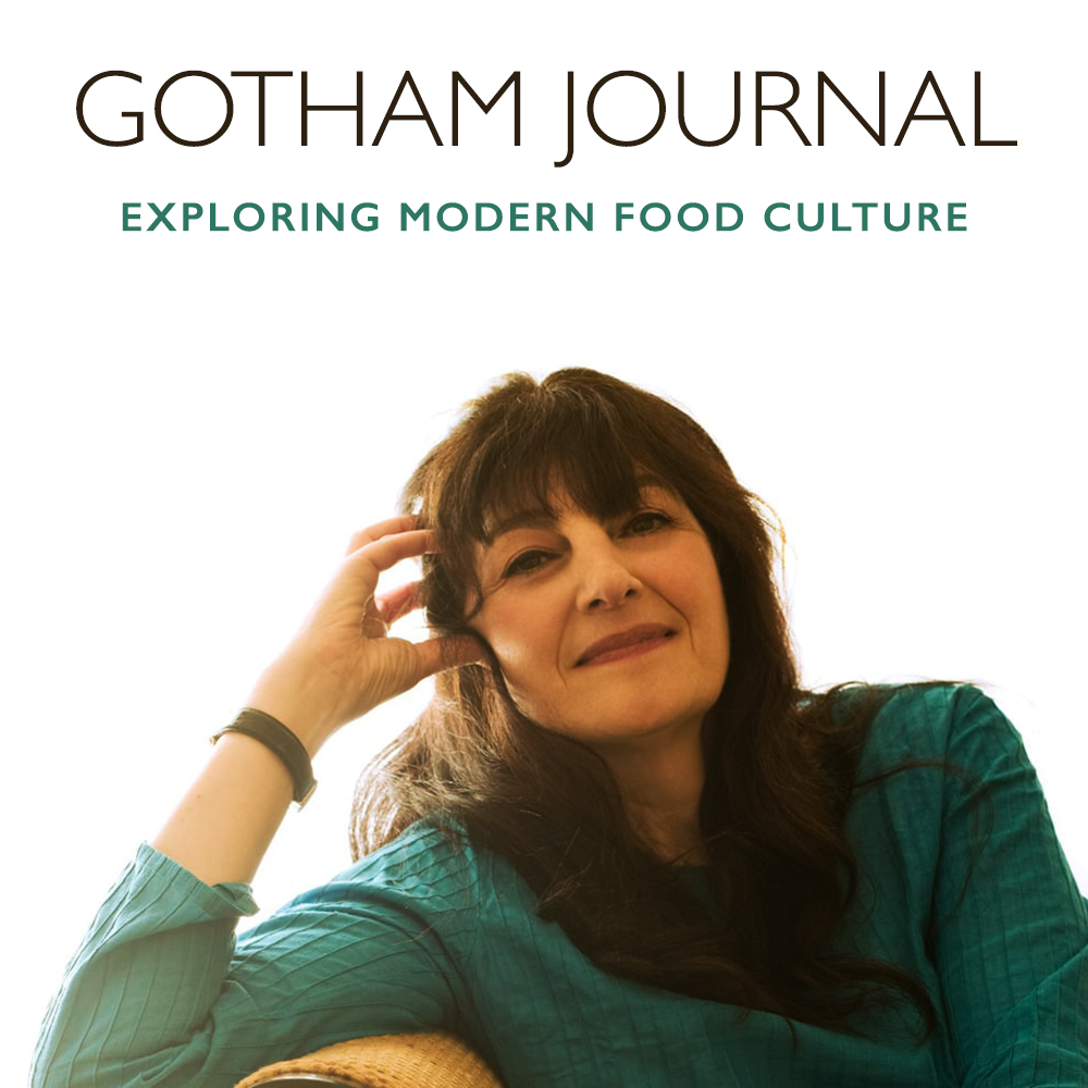 Enter Ruth Reichl   April 16, 2019