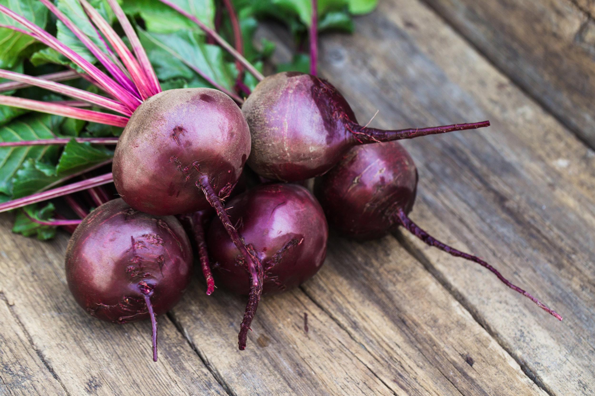 RECIPE: Baby Beet Salad - July 3, 2018