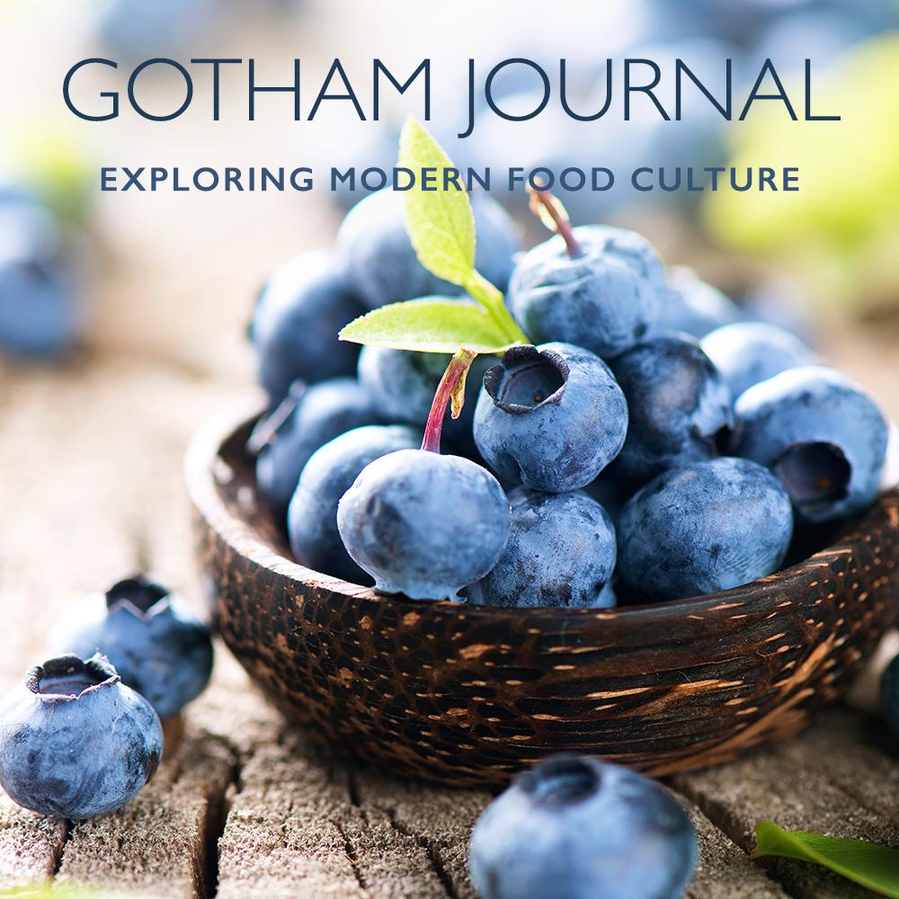 COCKTAIL RECIPE: Blueberry Thyme Caipirinha