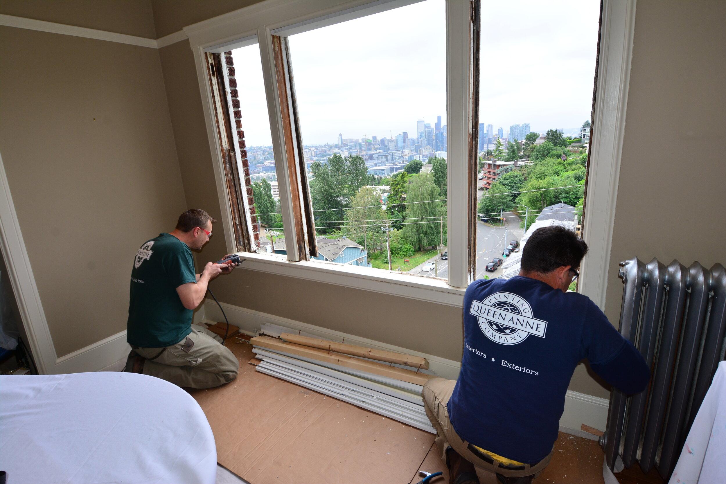 4 -  Interior Carpentry Service - Window Replacement.JPG