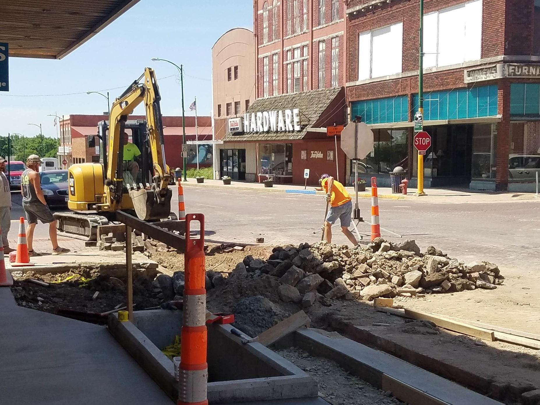Downtown Revitalization -