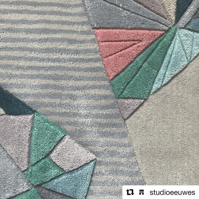 Excited for our exhibition Rugs! Featuring new work by @studioeeuwes in collaboration with @_sarapearson_ alongside new work by @watsonsoule  during @todesignoffsite  2018 Jan. 16th-20th. Reception Jan. 20th 5-8PM. & TODO Tours Geary Ave. Jan 21 2-3:30pm (ticket required for tour only)  #Repost @studioeeuwes ・・・ Detail of our new rug in collaboration with @_sarapearson_  Come see our new rug on display @madedesign for Toronto Design Offsite Festival January 16-20th - free And come visit Geary as part of the TODO tours and see Partisans, Made Design, Janet MacPherson and Guild Eyewear Jan 21st.