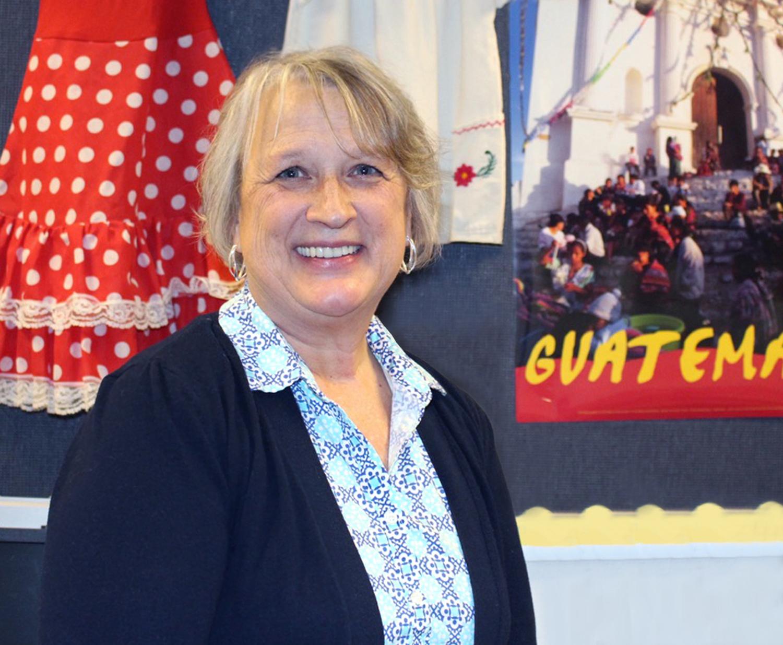 2017 Master Teacher Award Recipient, Martha Halemba