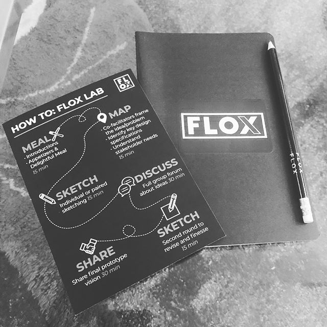 #FLOX shoutout to @sublationstudio and the FLOX Ops team - we've got swag folks!