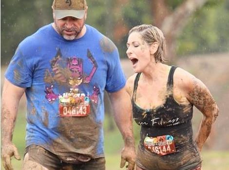 RUNNING LOG - Follow along as Fiona and Steve run 2,500 kilometers to support Aidan.