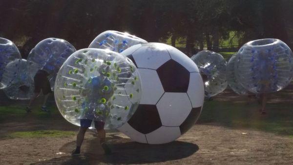 Bubble Soccer Rental