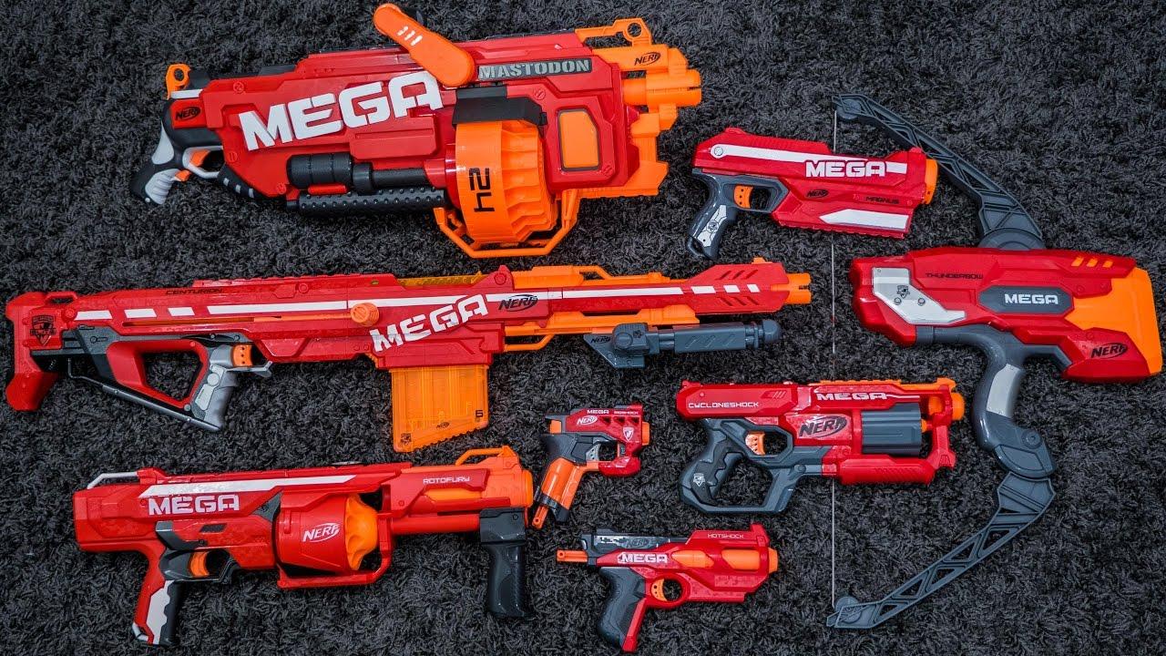 Mega Nerf Party