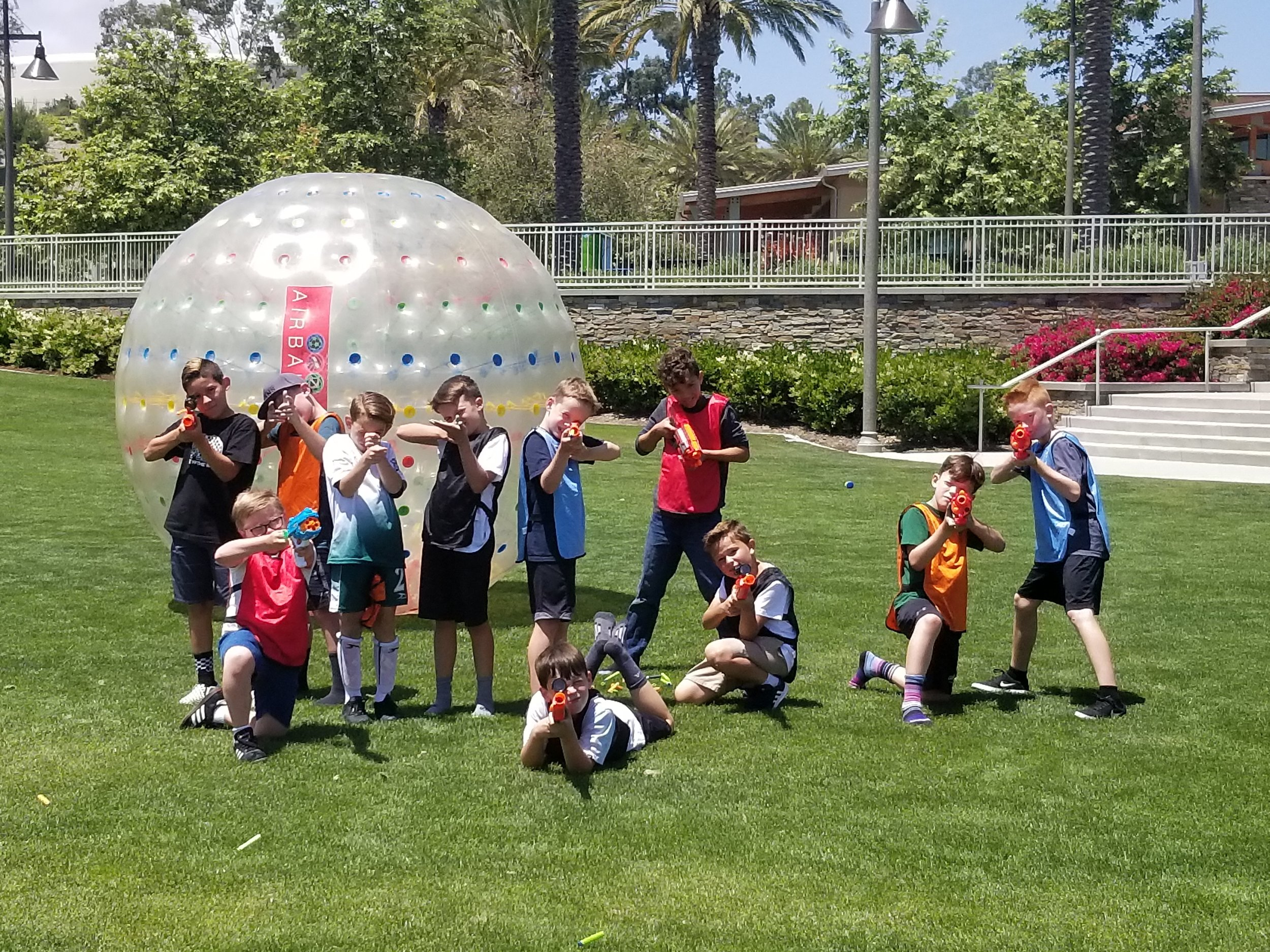 Fortnite Party in Orange County — Ultimate Team Building Activities