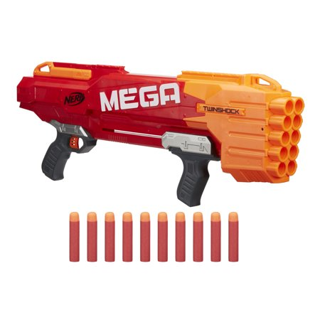 Twinshock | Nerf Mega used in our Fortnite Party Service