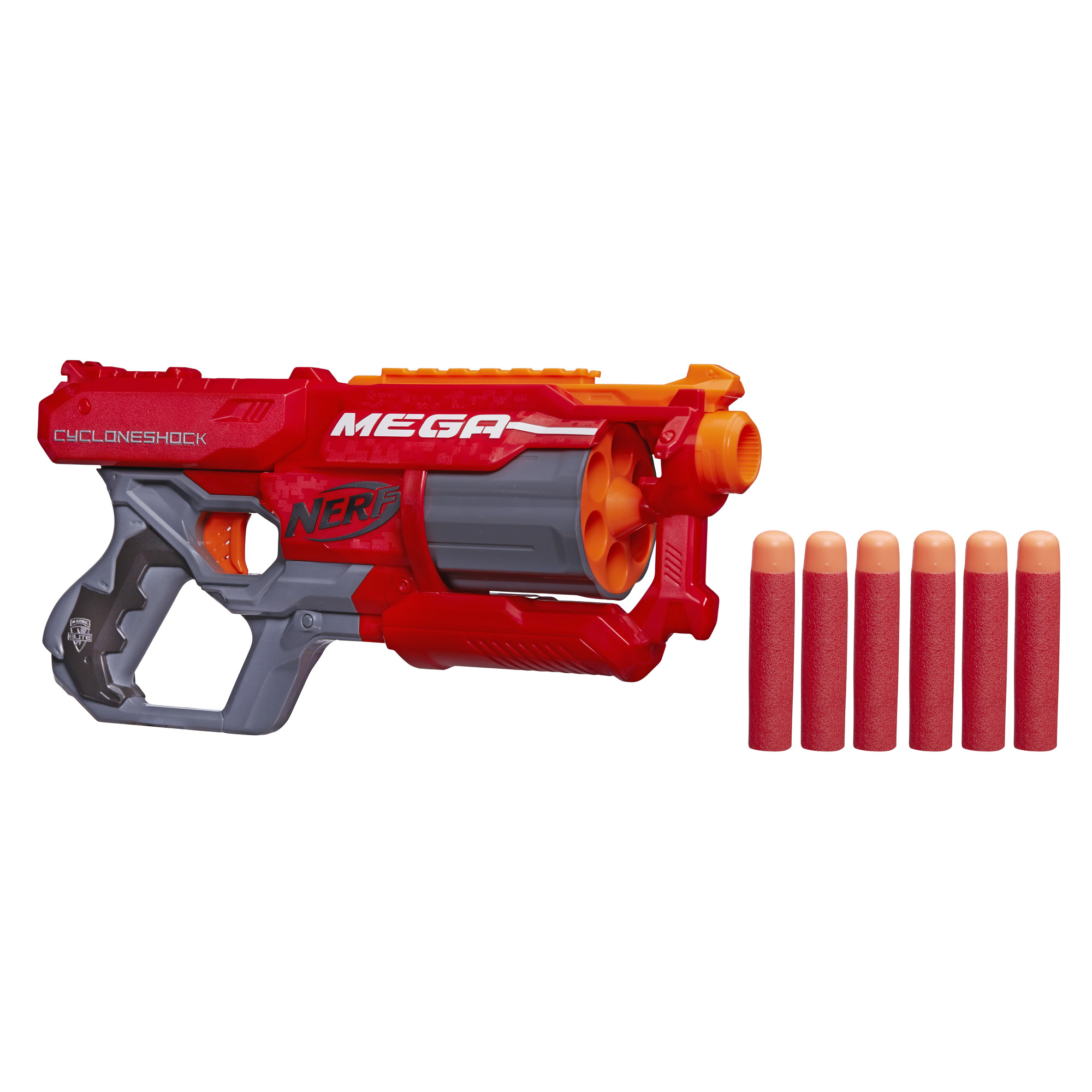 Cycloneshock | Nerf Mega used in our Fortnite Birthday Service