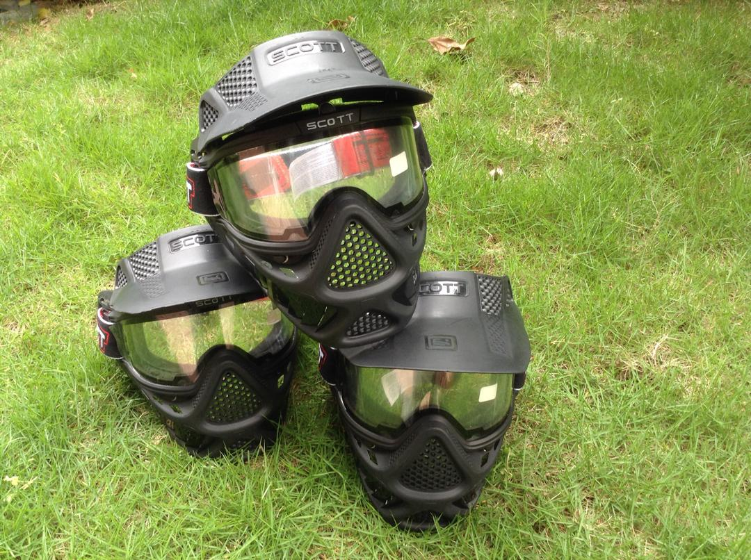 Paintball Masks