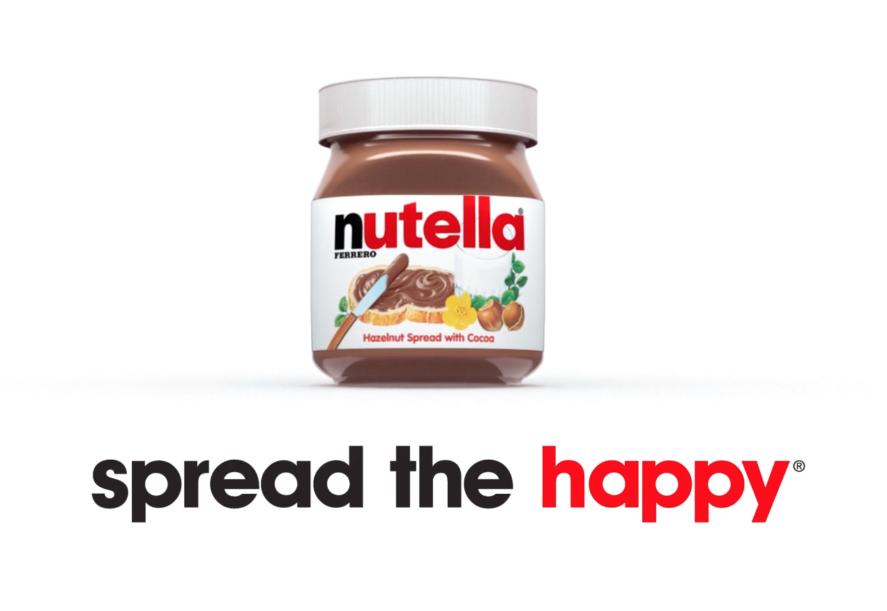 Nutella - We are proud to share a brief look into the remarkable success of the