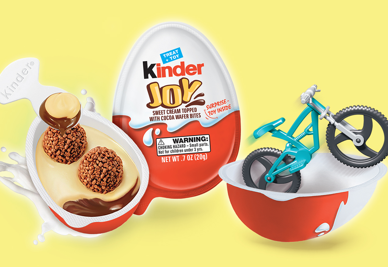 kinder - We shaped a dynamic social strategy that inspires parents to form an emotional connection with the brand and to spark, share and celebrate the simple joys of childhood with their kids – everyday.