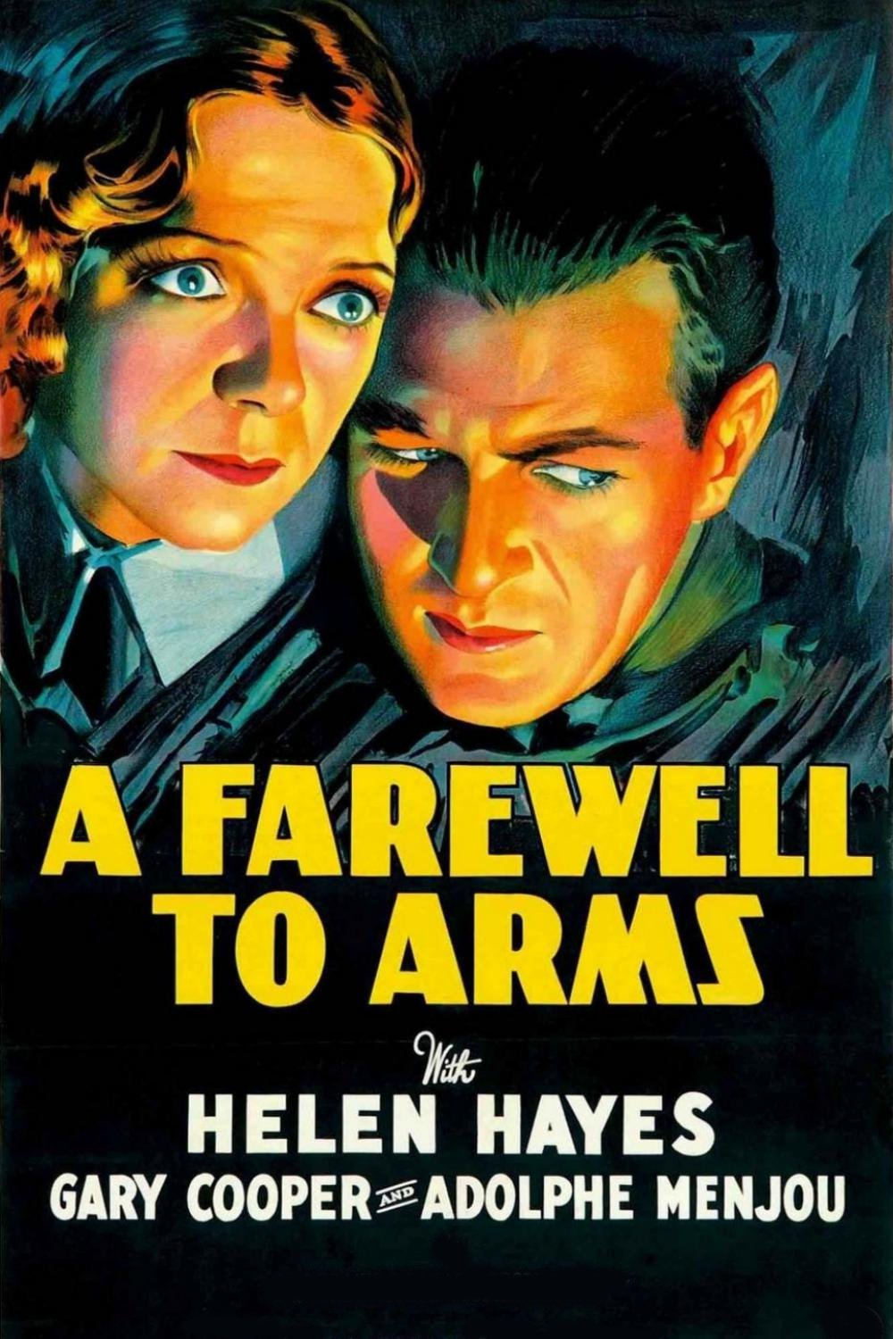 - A love story between a nurse (Catherine Barkley) and the Lieutenant Henry during First World War in Italy. The depth of the movie considers the purpose of war and fighting1932 1 h 25 min