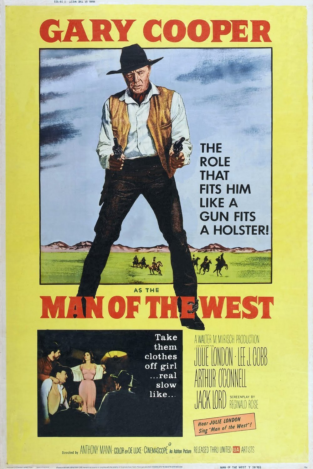 - Heading east to Fort Worth to hire a schoolteacher for his frontier town home, Link Jones is stranded with singer Billie Ellis and gambler Sam Beasley when their train is held up. For shelter, Jones leads them to his nearby former home, where he was brought up an outlaw. Finding the gang still living in the shack, Jones pretends to be ready to return to a life crime.19581 h 40 min
