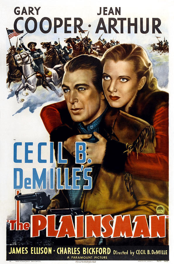 - Wild Bill Hickok (Gary Cooper), Calamity Jane (Jean Arthur) and Buffalo Bill (James Ellison) go up against Indians and a gunrunner.19361 h 53 min