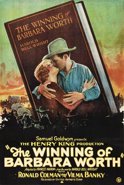 - While building an irrigation system for a Southwestern desert community, an engineer vies with a local cowboy for the affections of a rancher's daughter.19261 h 29 min
