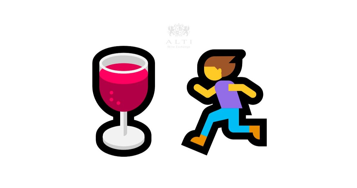 wine and fitness